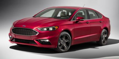2017 Ford Fusion 4dr Sdn